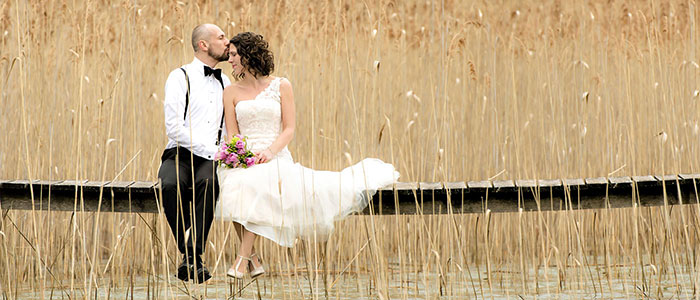 Marina und Jörg, Hochzeitsfotografen Gießen: Hochzeitsfotos, Paarportrait - Heiraten in Gießen