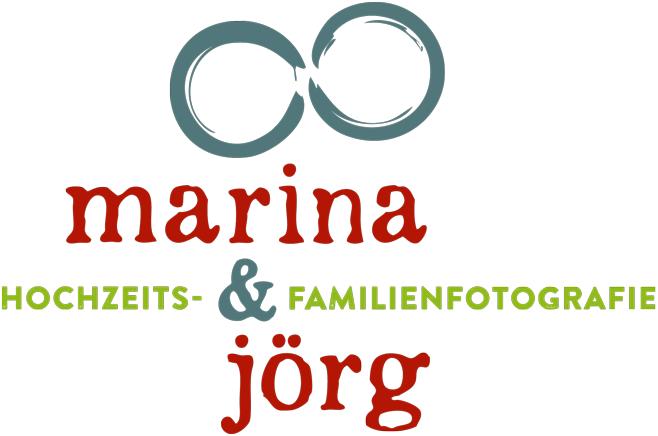 Logo Marina und Joerg Hochzeitsfotograf Familienfotograf Neugeborenenfotograf Babyfotograf Giessen