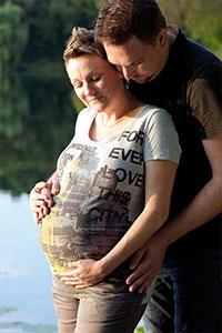 Marina und Jörg, Familienfotografen Gießen: Schwangerschaftsfotografie, Babybauchbilder