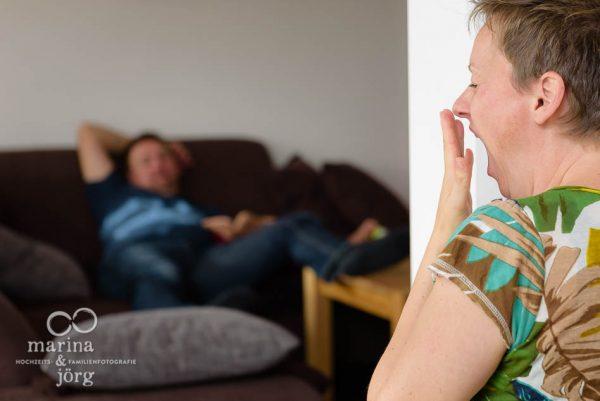 ungestellte Familienfotos aus dem Leben - Familienfotografie Gießen