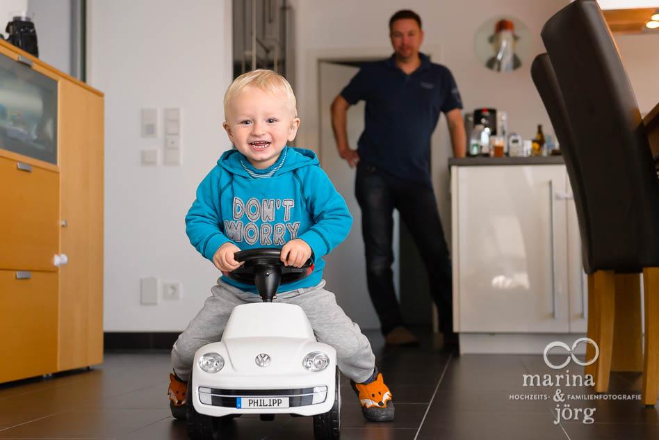 ungestellte Kinderbilder sind unsere Spezialität - Familien-Fotografen Marburg