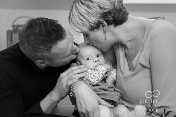 Babyfotografen Marburg - ungezwungene Familienfotos und Babyfotos